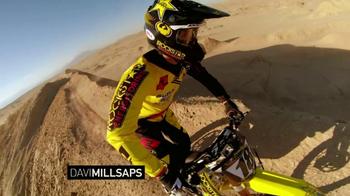 GoPro TV Spot, 'Desert Lines' Featuring Davi Millsaps - Thumbnail 4