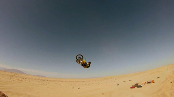 GoPro TV Spot, 'Desert Lines' Featuring Davi Millsaps - Thumbnail 7