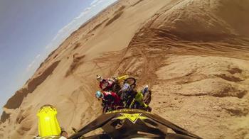 GoPro TV Spot, 'Desert Lines' Featuring Davi Millsaps - Thumbnail 8