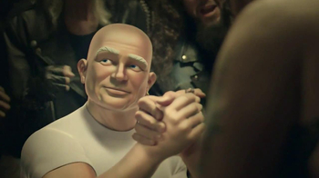 Mr. Clean Magic Eraser TV Spot, 'Arm Wrestling'
