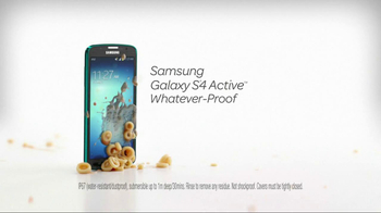 AT&T TV Spot, 'Samsung Galaxy S4 Active: Whatever-Proof' - Thumbnail 10