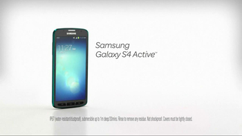 AT&T TV Spot, 'Samsung Galaxy S4 Active: Whatever-Proof' - Thumbnail 9