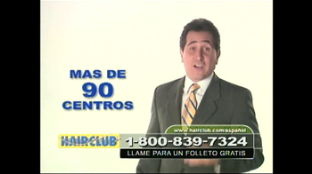 Hair Club TV Spot, 'Forma Natural' [Spanish] - Thumbnail 9