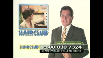 Hair Club TV Spot, 'Forma Natural' [Spanish] - Thumbnail 7