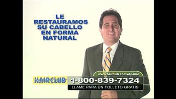 Hair Club TV Spot, 'Forma Natural' [Spanish] - Thumbnail 8