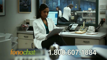 FonoChat TV Spot, 'Más' [Spanish]