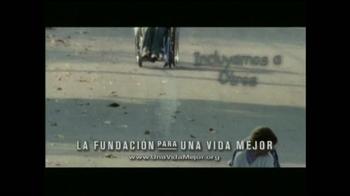 La Fundación para una Vida Mejor TV Spot, 'Incluyamos a otros' [Spanish] - Thumbnail 10