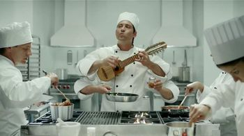 Ford Fusion TV Spot, 'Manos Extra: Chef' [Spanish] - 205 commercial airings