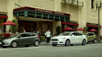 Ford Fusion TV Spot, 'Manos Extra: Chef' [Spanish] - Thumbnail 1