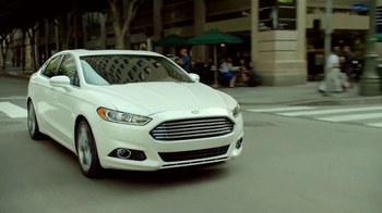 Ford Fusion TV Spot, 'Manos Extra: Chef' [Spanish] - Thumbnail 10