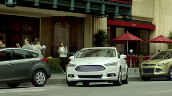 Ford Fusion TV Spot, 'Manos Extra: Chef' [Spanish] - Thumbnail 6