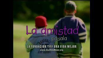 La Fundación para una Vida Mejor TV Spot, 'La Amistad' [Spanish] - Thumbnail 10