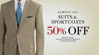 JoS. A. Bank TV Spot, '50% off Sale' - Thumbnail 4