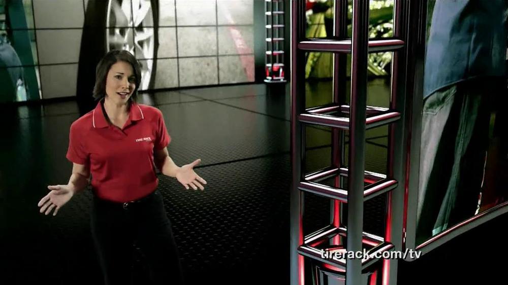 TireRack.com TV Commercial, 'New Tires'