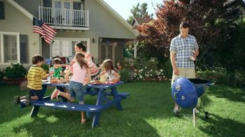 Lowe's TV Spot, 'Fourth of July Grill Master 3-Burner Gas Grill'