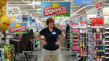 Walmart Super Summer Savings TV Spot, 'Sandi' - Thumbnail 10