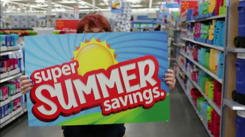 Walmart Super Summer Savings TV Spot, 'Sandi' - Thumbnail 5