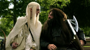 The Hobbit Kingdoms of Middle-Earth TV Spot, 'It's On' - Thumbnail 4