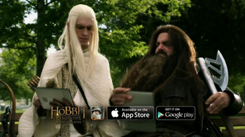 The Hobbit Kingdoms of Middle-Earth TV Spot, 'It's On' - Thumbnail 5