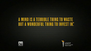 UNCF TV Spot, 'The Projects' - Thumbnail 10