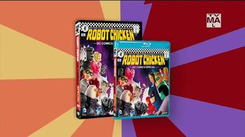 Robot Chicken: DC Comics Special Blu-ray and DVD TV Spot - Thumbnail 2