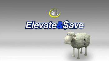 Serta Elevate & Save TV Spot - Thumbnail 1