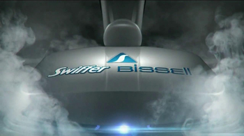 Swiffer Bissell SteamBoost TV Spot, 'Takeoff' - Thumbnail 6