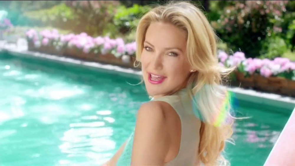 Almay Liquid Lip Balm TV Commercial Featuring Kate Hudson