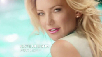 Almay Liquid Lip Balm TV Spot Featuring Kate Hudson - Thumbnail 1