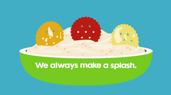 Ritz Crackers TV Spot, 'Make a Splash'