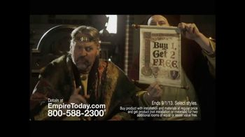 Empire Today TV Spot, 'Royal Court'