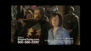 Empire Today TV Spot, 'Royal Court' - Thumbnail 4