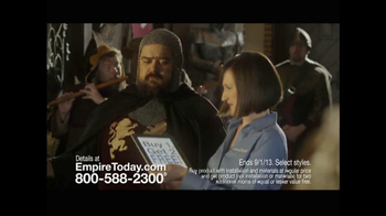 Empire Today TV Spot, 'Royal Court' - Thumbnail 5