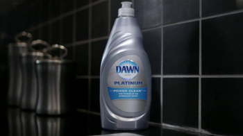 Dawn Platinum TV Spot, 'Cleaning Match' - Thumbnail 5