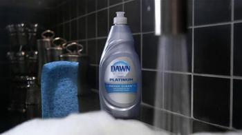Dawn Platinum TV Spot, 'Cleaning Match' - Thumbnail 6