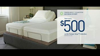 Tempur-Pedic Tempur-Ergo Collection TV Spot, 'Greta' - Thumbnail 7