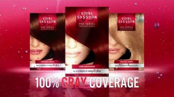 Vidal Sassoon Waterproof Color TV Spot - Thumbnail 10