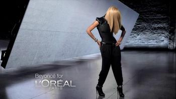 L'Oreal Feria TV Spot, 'Rush' Featuring Beyoncé - Thumbnail 1