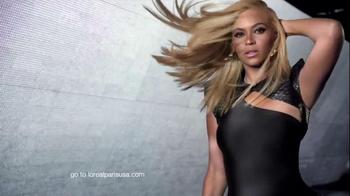 L'Oreal Feria TV Spot, 'Rush' Featuring Beyoncé - Thumbnail 9