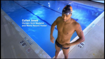 Phillips 66 Make A Splash TV Spot Featuring Cullen Jones