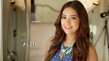 ACUVUE Moist TV Spot Featuring Shay Mitchell - Thumbnail 1