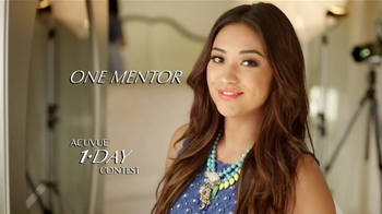 ACUVUE Moist TV Spot Featuring Shay Mitchell - Thumbnail 2