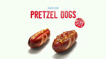 Sonic Drive-In Pretzel Dogs TV Spot [Spanish] - Thumbnail 9