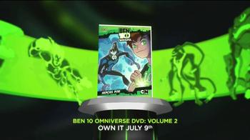 Ben 10 Omniverse DVD: Volume 2 TV Spot - Thumbnail 8