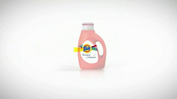 Tide Plus Bleach Alternative TV Spot, 'Missing Dress' - Thumbnail 10