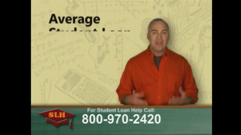 Student Loan Help TV Spot - Thumbnail 1