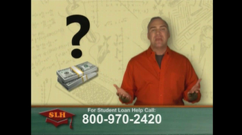 Student Loan Help TV Spot - Thumbnail 3
