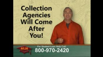 Student Loan Help TV Spot