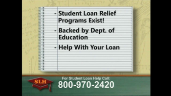 Student Loan Help TV Spot - Thumbnail 7