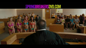 Spring Breakers Blu-Ray & DVD TV Spot - Thumbnail 4